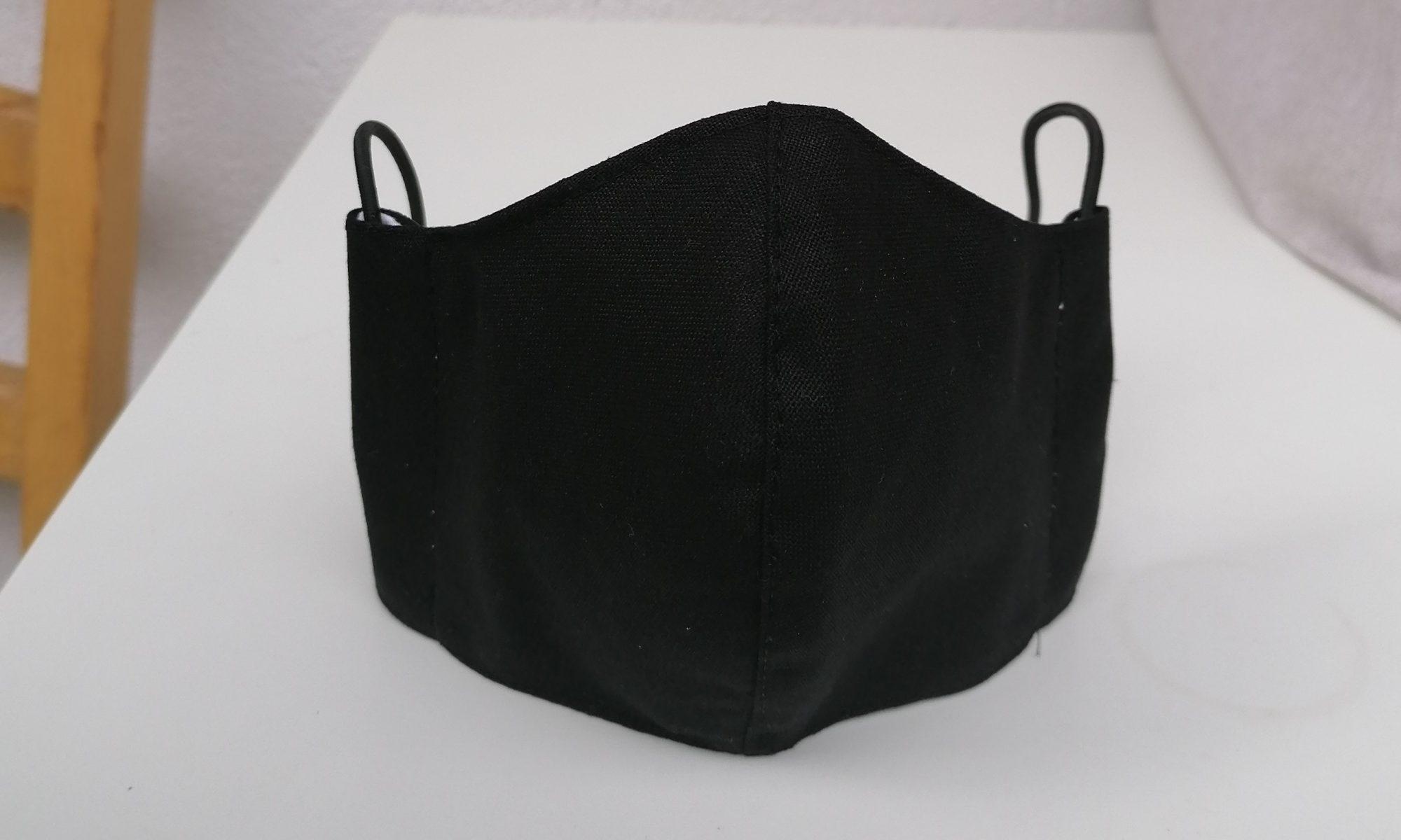 dvoslojna lanena maskica #ZG2020